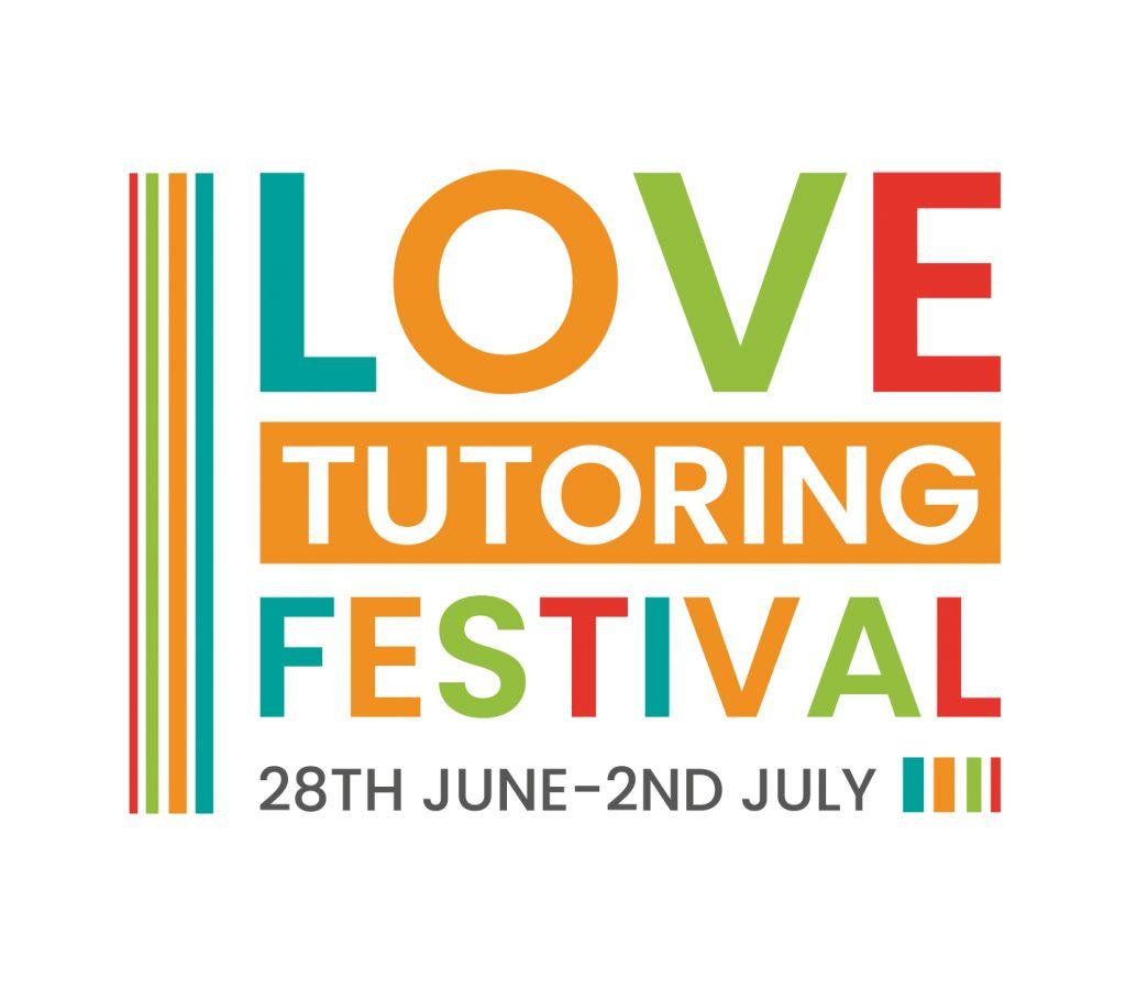 Love tutoring festival banner