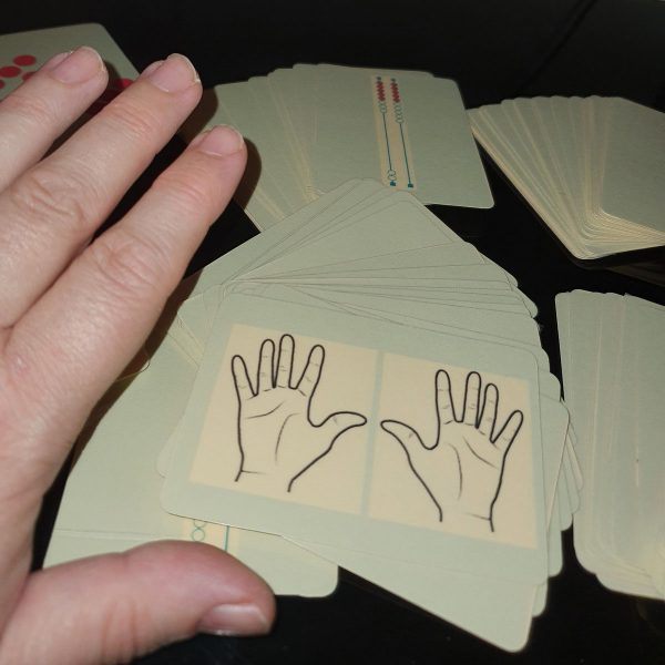 Number Recognition Flash Cards